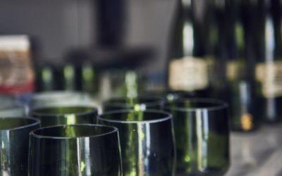 Las botellas de Vichy Catalan recobran vida en el Celler de Can Roca