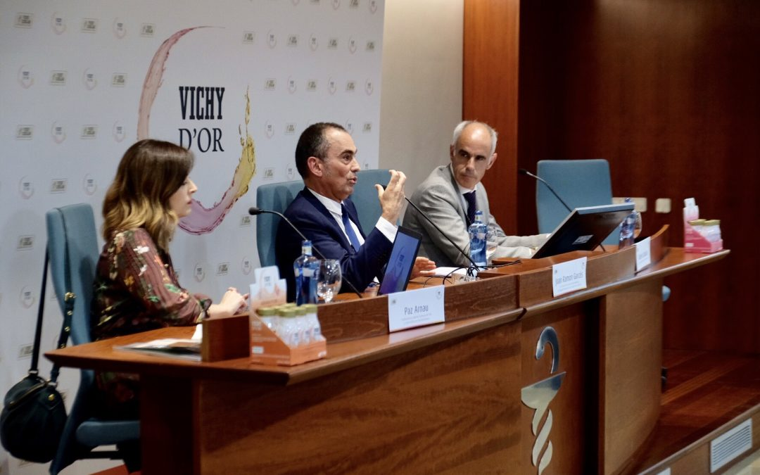 "Vichy Catalan Corporation presenta ""Vichy d´Or"", nova gamma de begudes funcionals i saludables"