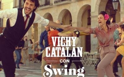 Vichy Catalán presenta a Barcelona el seu nou espot a ritme de swing per a la seva gamma de sabors sense sucre