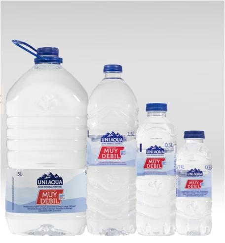 Vichy Catalan presenta Uniaqua, aigua mineral natural amb mineralizatció molt feble