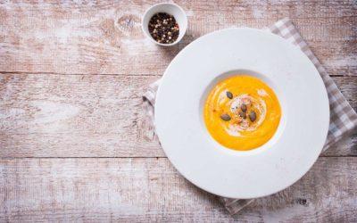 Cremas de verduras con Vichy Catalan, la opción más saludable
