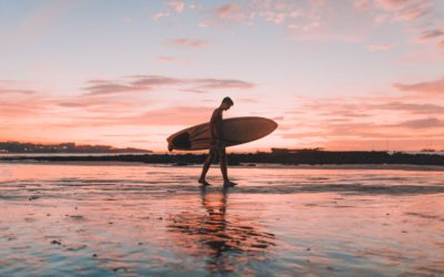 Cinco claves para practicar (y entender) el surf