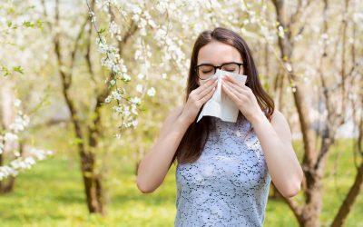 Diez trucos para superar las alergias de primavera
