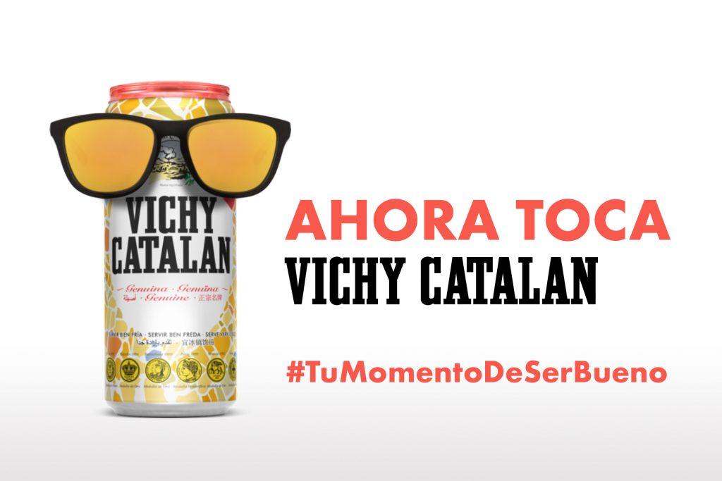 Vichy Catalan Tu Momento De Ser Bueno