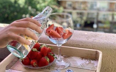 Aguas de sabores caseras para hidratarte y cuidarte