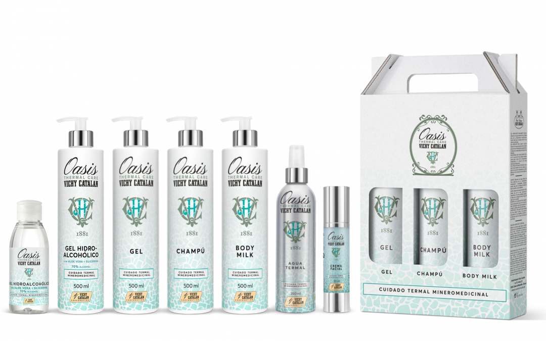 Oasis Thermal Care Vichy Catalan