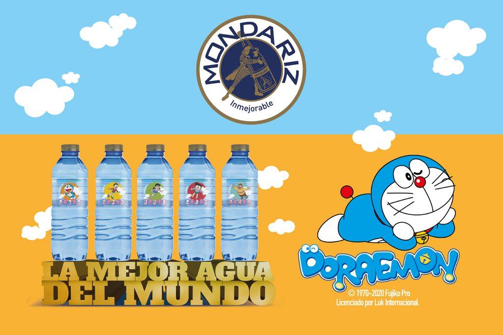 Mondariz Doraemon