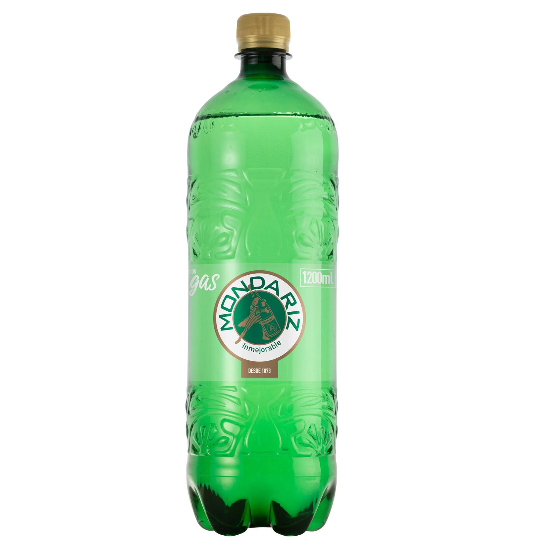 Mondariz Con Gas PET 1,2L