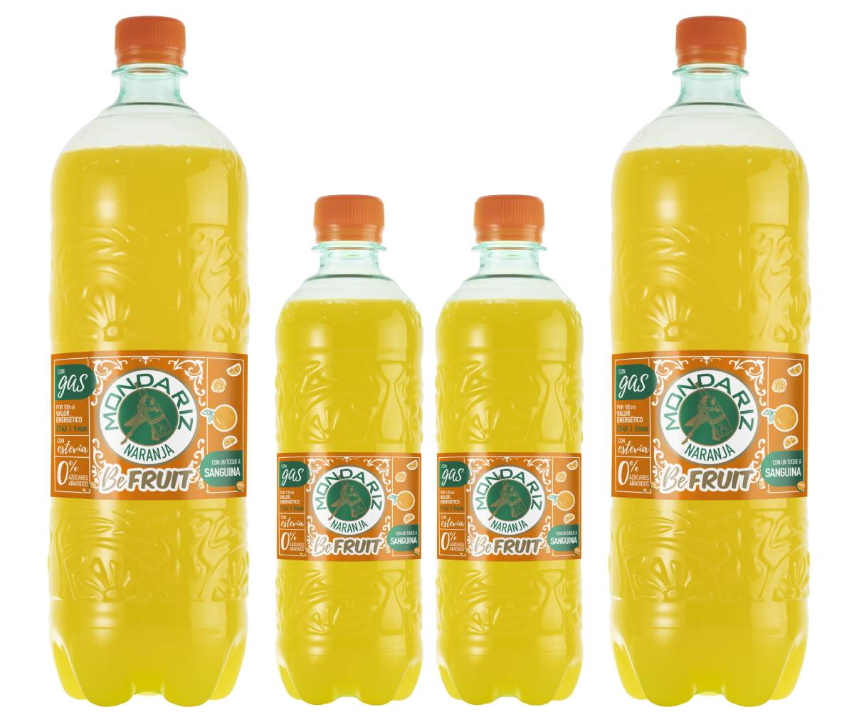 Bodegon Mondariz BeFruit Naranja
